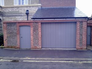 Side Sliding Door Installations Performed By Foremost Garage Doors