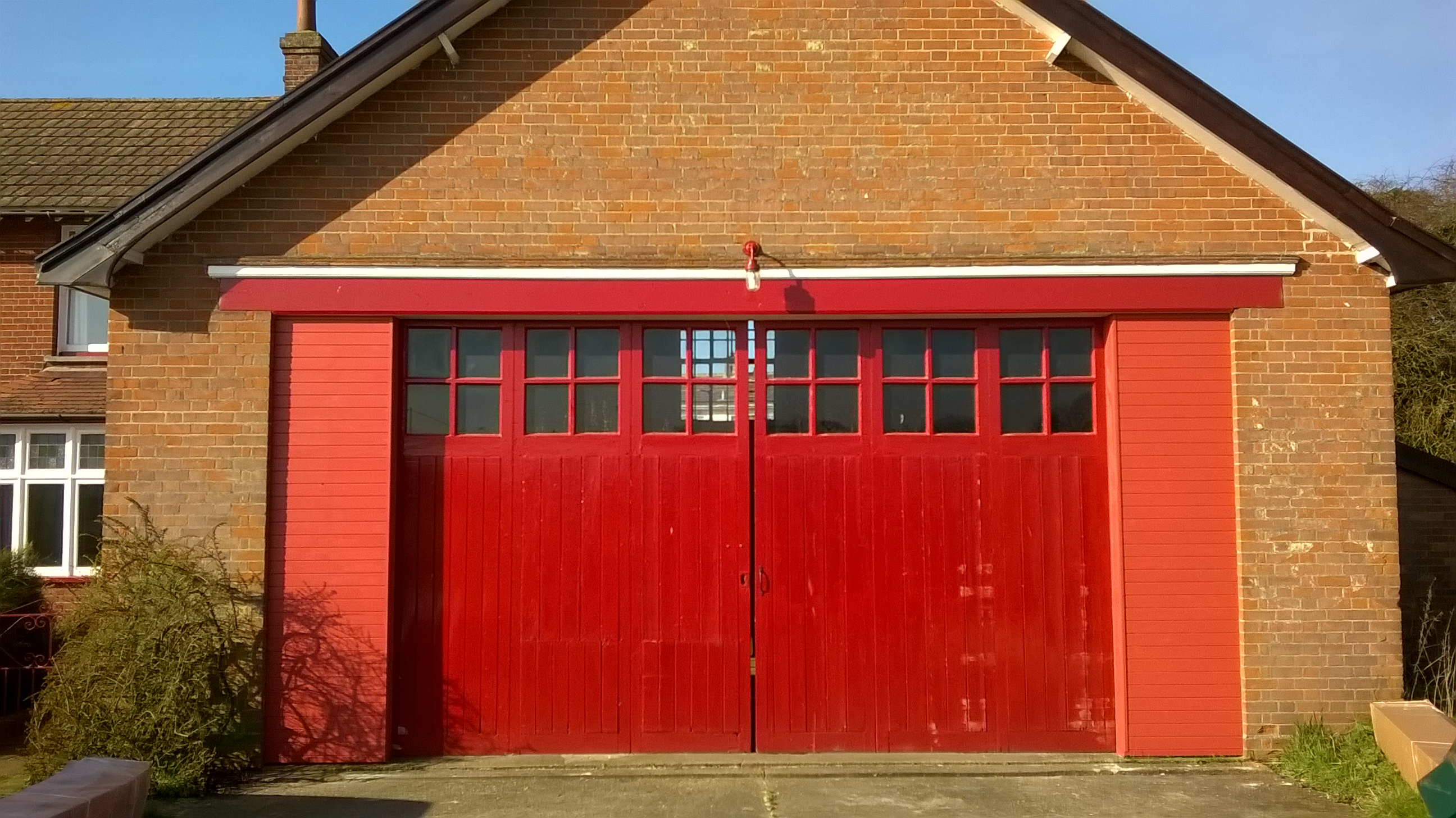 Bespoke Installations Performed By Foremost Garage Doors