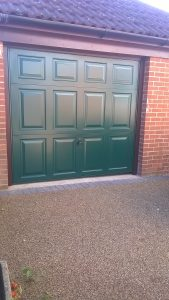 One Piece Door Installations Performed By Foremost Garage Doors