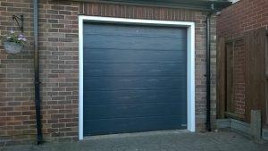 Sectional Door Installations Performed By Foremost Garage Doors