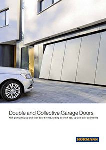 Hormann Double Garage Doors