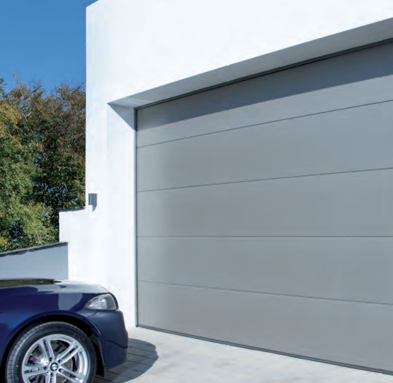 Garador Sectional Doors