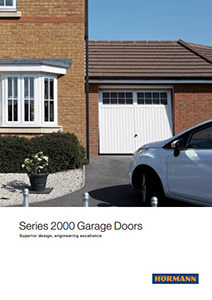 Hormann Series 2000 Garage Doors