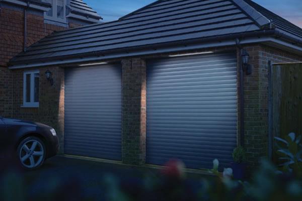 Seceuroglide Doors Lighting Options