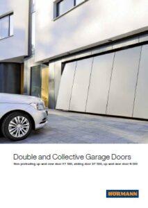 Hormann Double & Collective Garage Doors Brochure