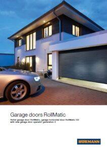 Hormann Garage Doors RollMatic Brochure