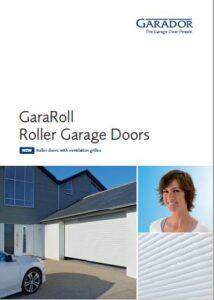 Garador Roller Door Range Brochure