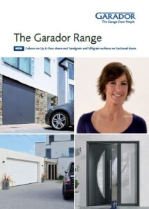The Garador Range Brochure