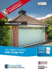 SeceuroGlide Garage Doors Brochure