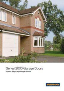 Hormann Series 2000 Garage Doors