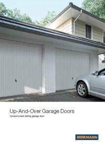 Hormann Up and Over Garage Doors Brochure