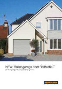 Hormann Roller Garage Door RollMatic-T Brochure
